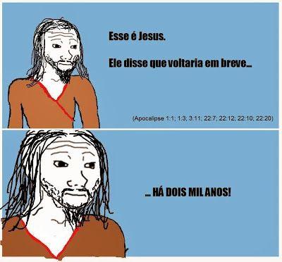 Humor Ateu! [Humor controverso]: Jesus 171
