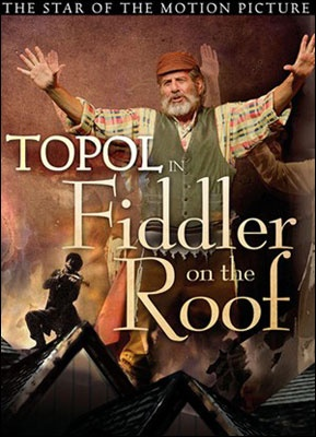 Fiddler On The Roof...an All Time Favorite Of Mine.