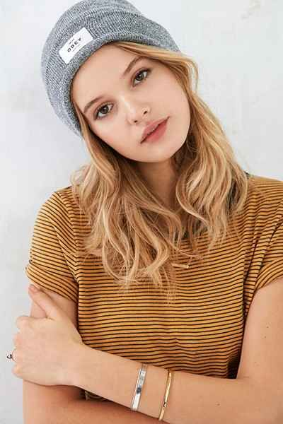 OBEY Erie Beanie - Urban Outfitters