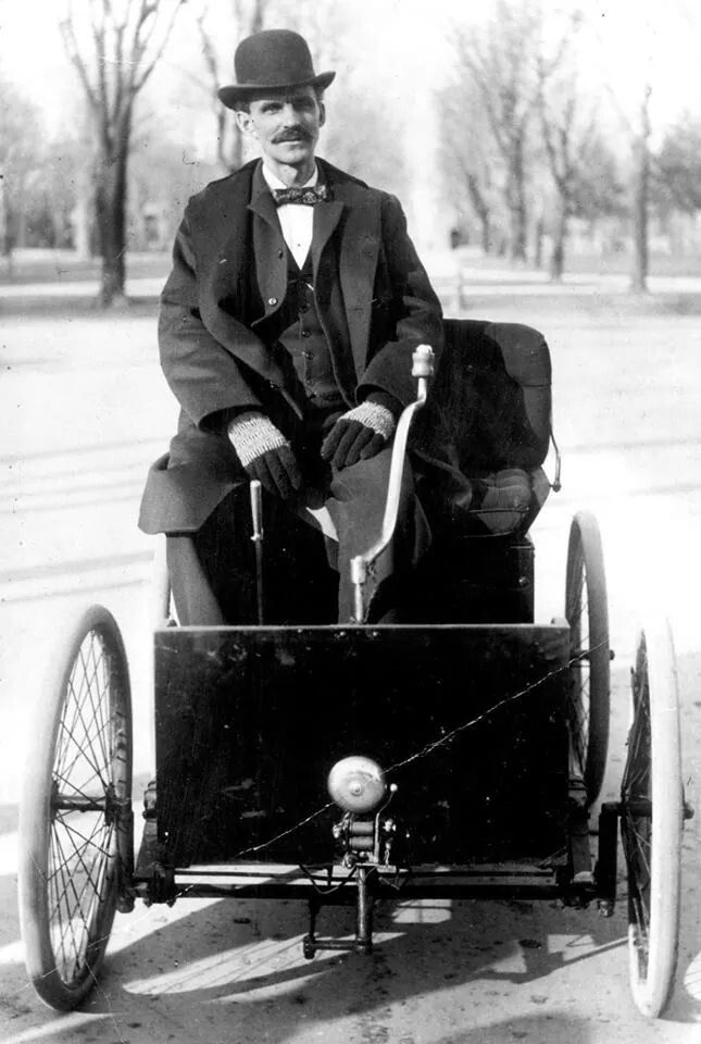 Henry Ford (July 30, 1863 – April 7, 1947) was an American industrialist, the founder of the Ford Motor Company, and the sponsor of the development of the assembly line technique of mass production. he developed and manufactured the first automobile that many middle class Americans could afford. In doing so, Ford converted the automobile from an expensive curiosity into a practical conveyance that would profoundly impact the landscape of the 20th Century.