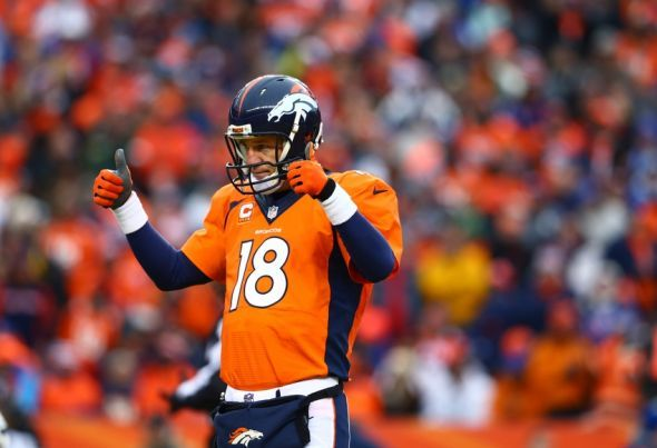 Denver Broncos 2015: Who should start at quarterback? Description from predominantlyorange.com. I searched for this on bing.com/images