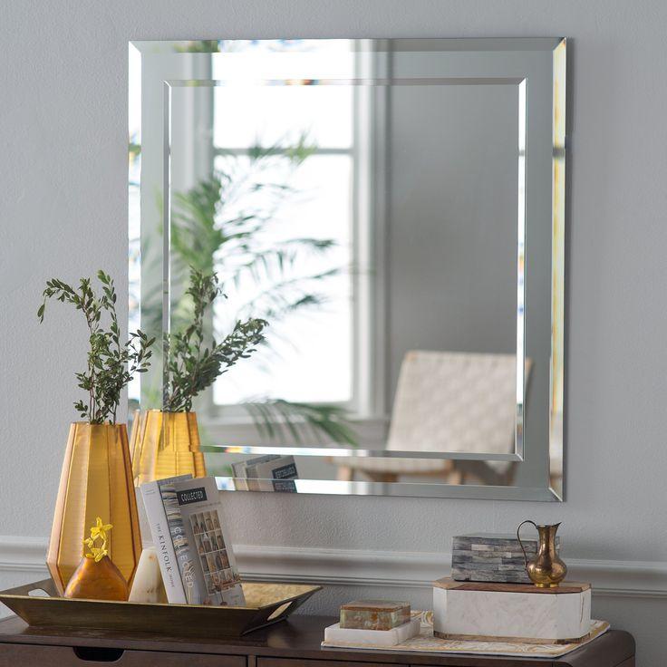 Best 25 Modern bathroom mirrors ideas on Pinterest Lighted