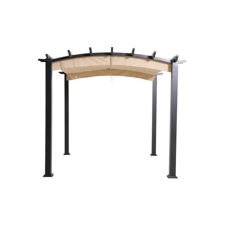 best 25 aluminum pergola ideas on pinterest large gazebo retractable pergola and roof ideas. Black Bedroom Furniture Sets. Home Design Ideas