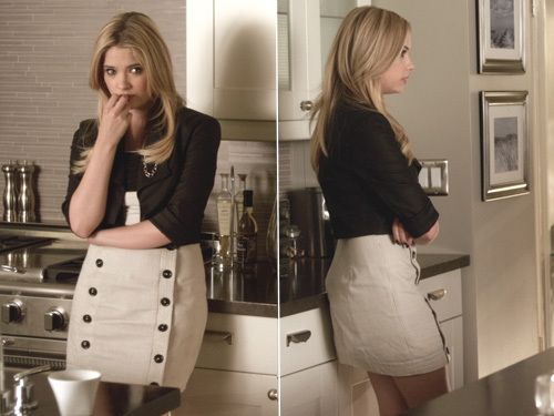 hanna pencil skit cropped jacket prettly little liars