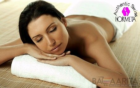 Full Body Relaxing Treatment with Body Massage + Mask + Scrub for only RM35 instead of RM390 (91% Off) @ Authentic Swiss Hormeta: http://www.bazaarita.my/december-full-body-relaxing-treatment-massage-mask-scrub-rm35
