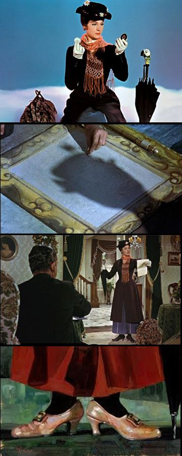 mary poppins and all her accessories costume designer. Black Bedroom Furniture Sets. Home Design Ideas