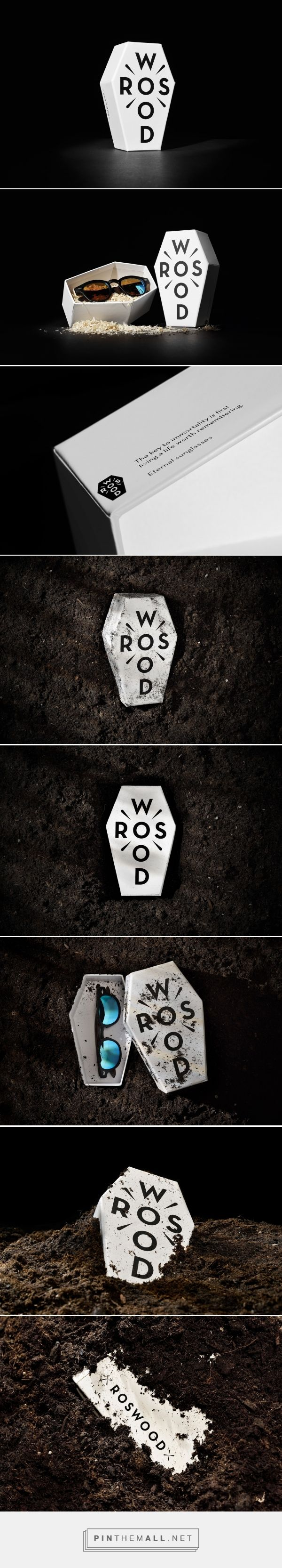 Roswood #sunglass #packaging #design by F33 - http://www.packagingoftheworld.com/2018/02/roswood.html