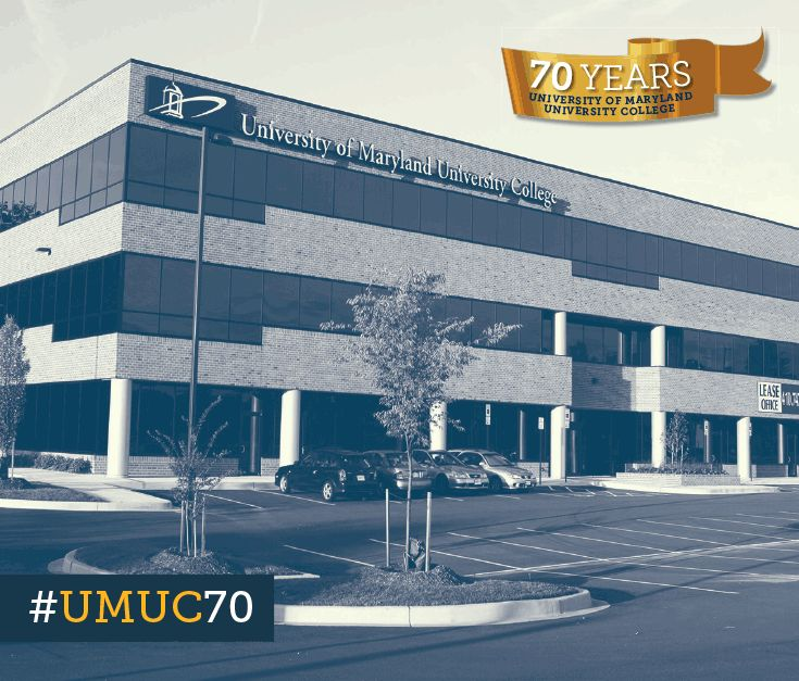 This #ThrowbackThursday takes us back to 2006 when UMUC opened its doors at Dorsey Station. #umuc70