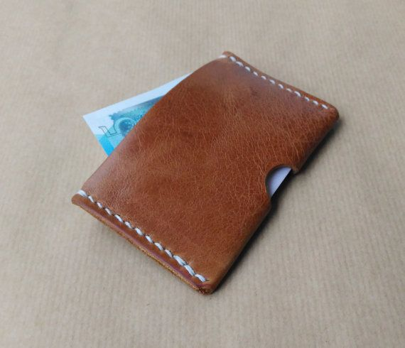 £13.50 A handsome slim-line wallet is the ideal for everyday carry, and provides a practical home for your cards when you're on the go.  https://www.etsy.com/uk/listing/480032382/slim-leather-wallet-cardholder?ref=shop_home_active_15 Slim Leather Wallet, Cardholder, Minimalist, Light Brown, Everyday Carry, Gifts for Him, Natural, Travel Card Holder.