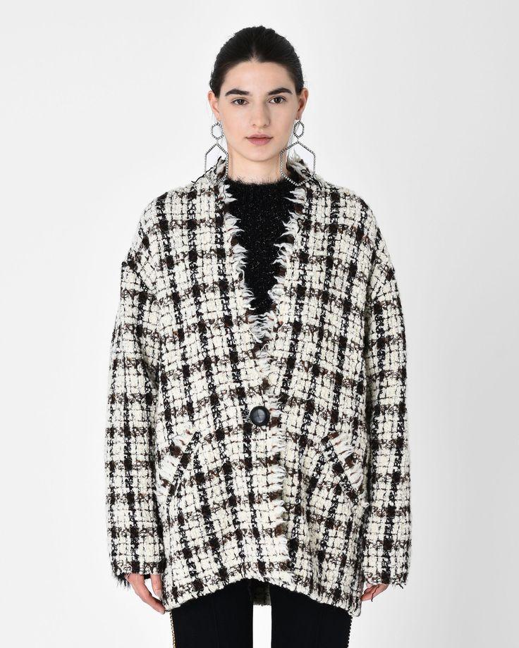 OLIANA mid-length outdoor jacket