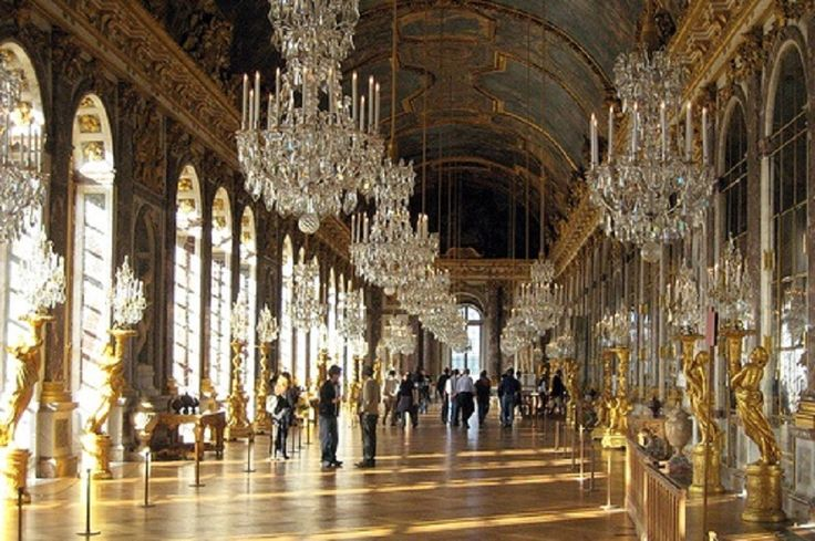 Hall of Mirrors at the Palais de Versailles - Breathtaking and an incredibly historic place!! Visited here in July 2010.