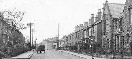 Darwen Rd Bromley Cross 1924