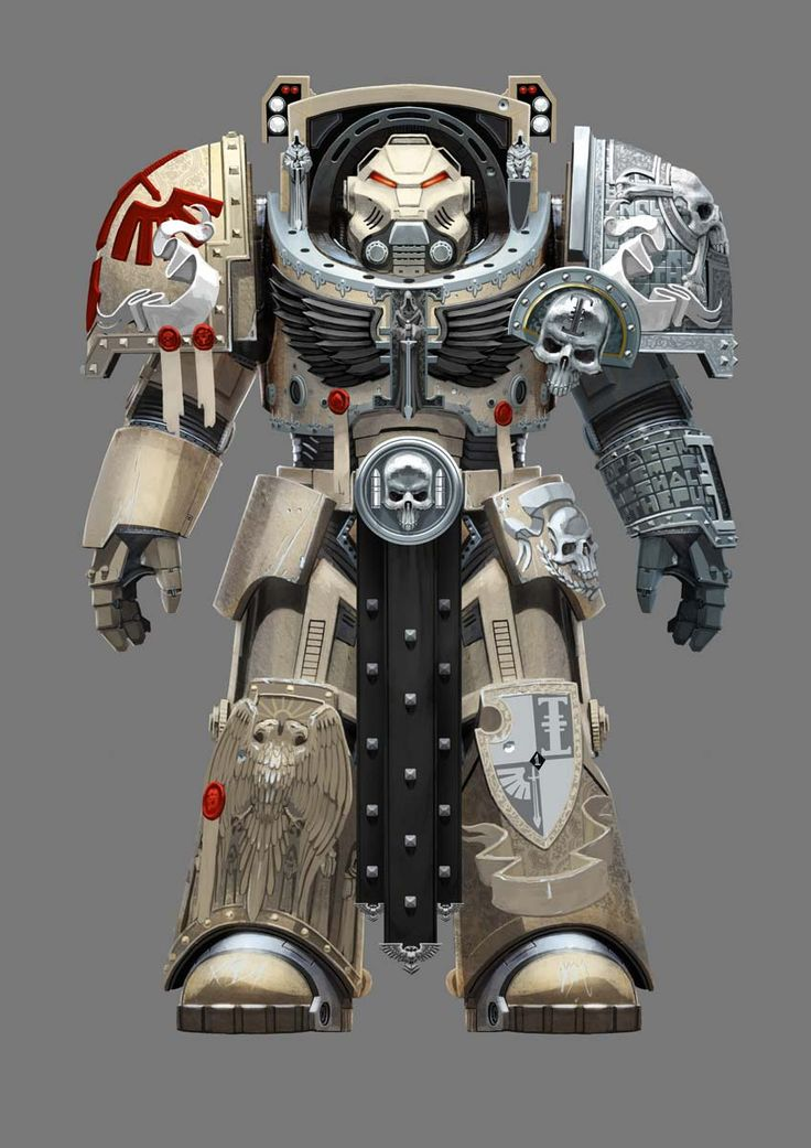 Heavy weapon specialist. As featured in the Space Hulk: Deathwing video game from Streum On Studios. Released – 2016
