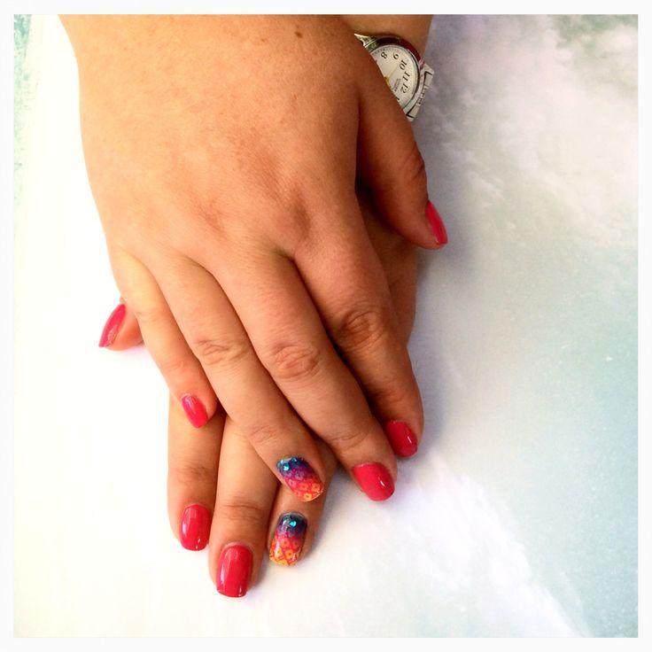 Nail art de verano