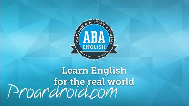 تحميل افضل تطبيق لتعلم اللغة الانجليزية عن طريق الافلام ABA English تطبيق رائع ومفيد في تعلم الغة الانجليزية النسخة المدفوعة للاندرويد !  تعلم الإنجليزية بمشاهدة الأفلام مع تطبيق ABA English الجديد. نزل التطبيق الآن واستكشف محتوى دورة تعليمية كاملة مدعومة بمعلم و6 مستويات تعليمية و144 وحدة تطلعك على كل ما تحتاج إلى معرفته لتتحدث الإنجليزية!  Learn English with ABA English v2.7.1.2 Premium  إنها دورة كاملة في اللغة الإنجليزية  - ABA Films: تعلم الإنجليزية بمشاهدة أفلامنا القصيرة التي تدور في…