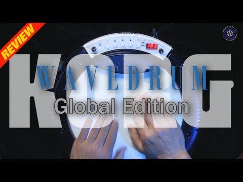 Review: Korg Wavedrum Global