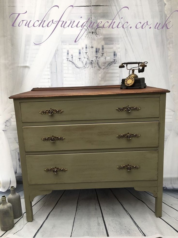 vintage oak chest of drawers country shabby chic hand sloane