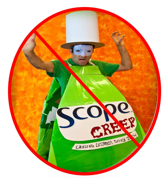 How to Manage Scope Creep
