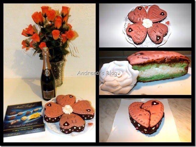 Tort Aniversar cu Pandan,Crema de Cocos si Ciocolata - Andreea's Blog