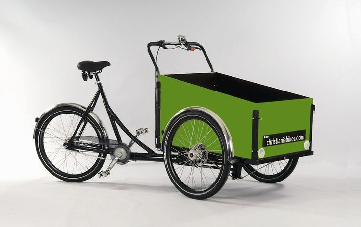 I want one of these. For real. Most of my trips in the car involve a 5km drive to the supermarket. I would ride if I had room to bring the shopping home. Christiania Cargo Bike: Trike | psbikes - Scandinavian bicycles in Melbourne