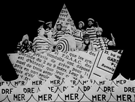 Dangerous Minds | The original Theatre of the Absurd: 'Ubu Roi,' a lot like 'The Forbidden Zone,' only it's weirder!