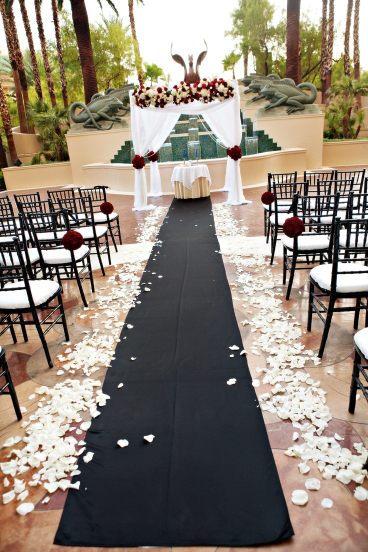 wedding at four seasons, las vegas
