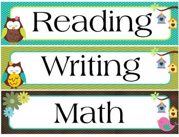 math level subjects in college composition writing
