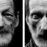 Walter Schels realizó un trabajo fotográfico donde fotografío y entrevistó a diversos pacientes terminales prontos a morir.