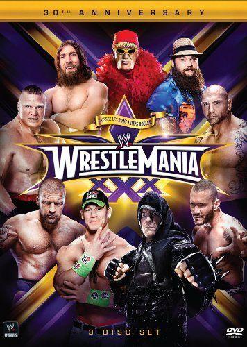 Wwe 2014:Wrestlemania XXX-New , http://www.amazon.ca/dp/B00HRUQA8C/ref=cm_sw_r_pi_dp_02Swtb0JM506X