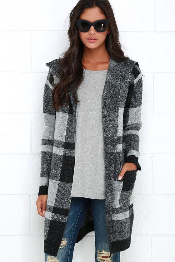 Best 20  Sweater jacket ideas on Pinterest   Knit jacket ...