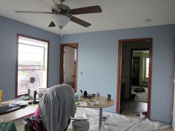 Behr Russian Blue  Behr Paint Colors  Paint colors for