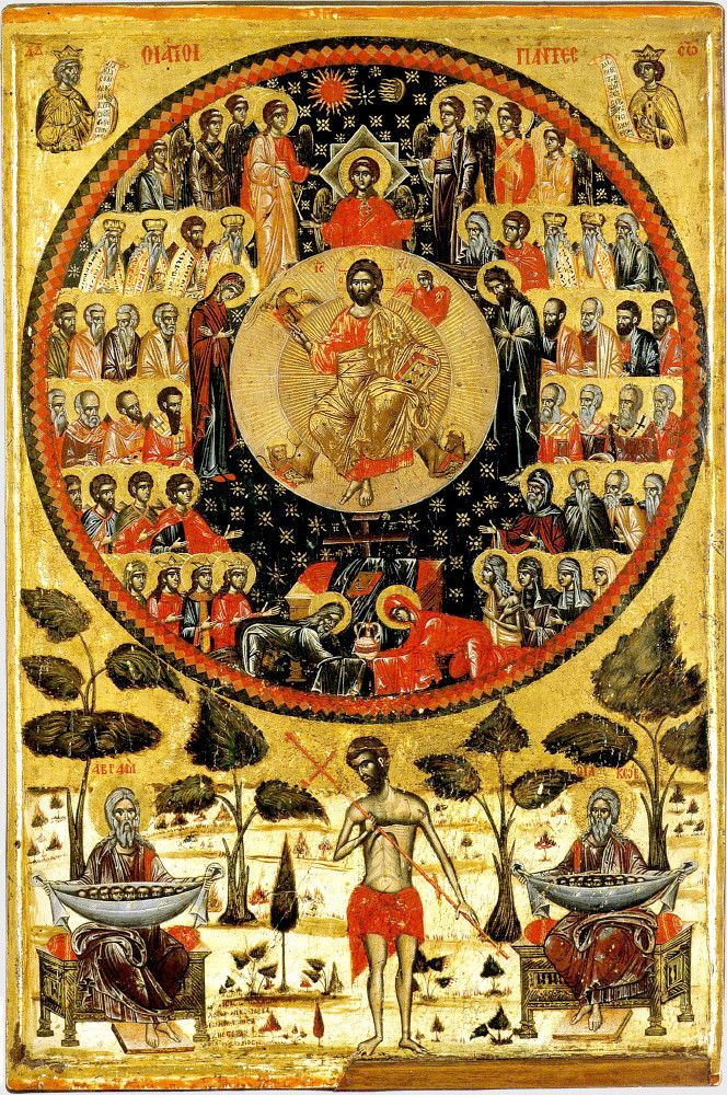 Image result for all saints icon
