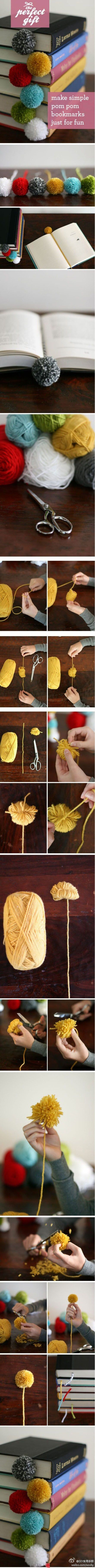 Great idea! I'm gonna make loads of this for my books so I'll always end up in my favorite chapter!                                                                                                                                                      More