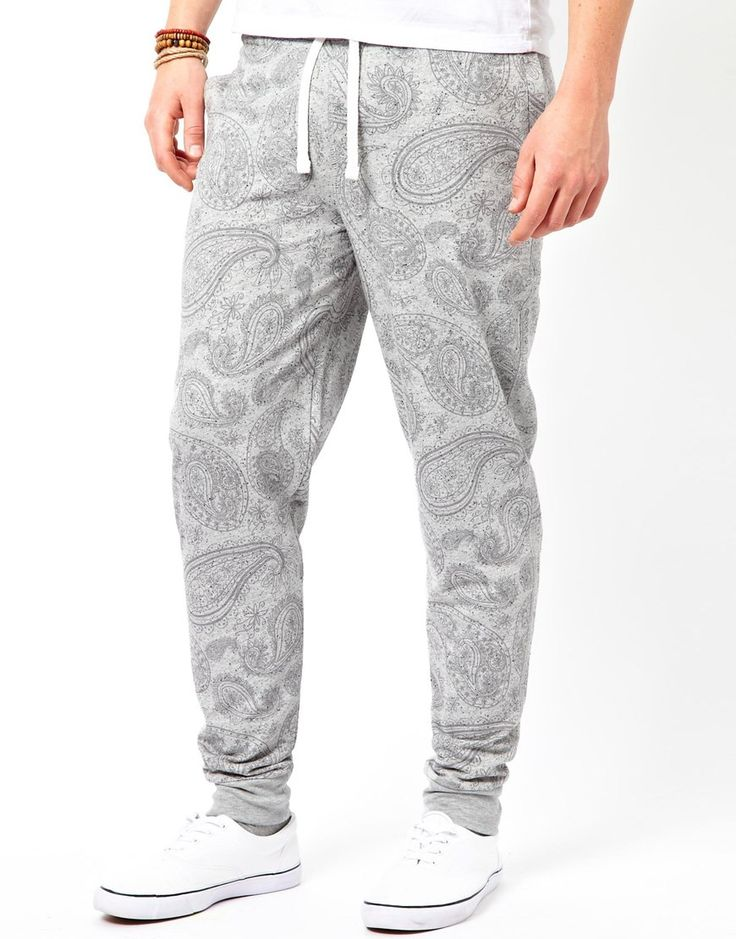 Sweat pants by ASOS. WANT!!!!