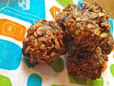 the preppy paleo: Paleo Granola Balls