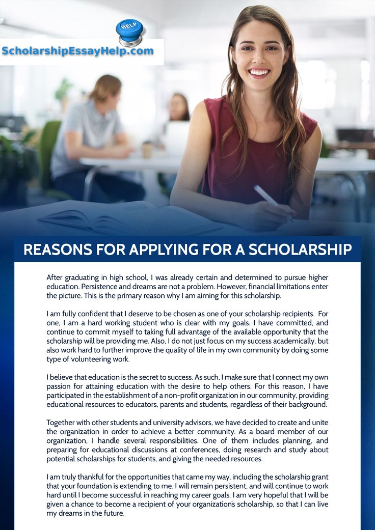 008 Pin by Scholarship Essay Samples UK on Reasons for