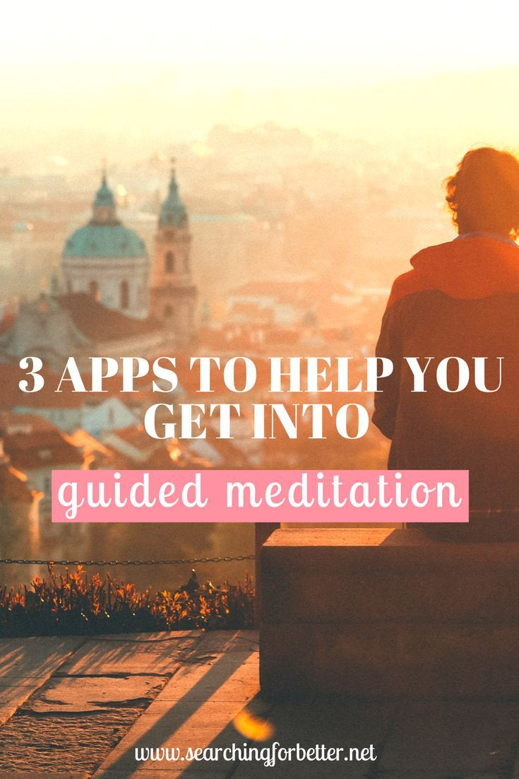 Having trouble meditating? Finding it hard to stay focused? These are the best guided meditation apps to keep you meditating!