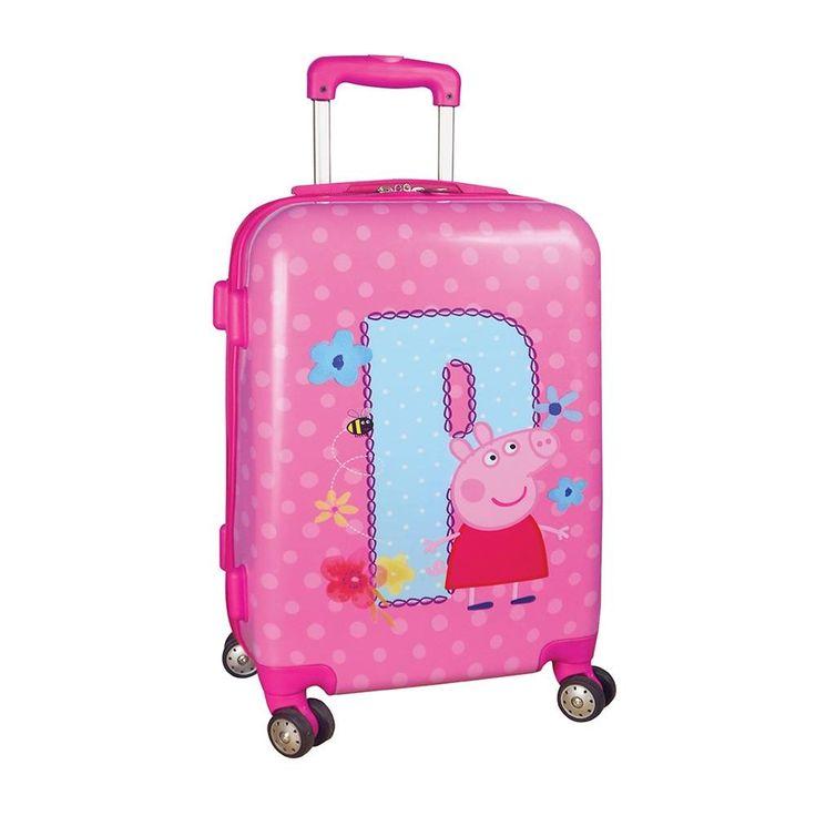 "Maleta Urbania Kids Peppa Pig de 20"" - $ 1,380.00 en Walmart.com.mx"