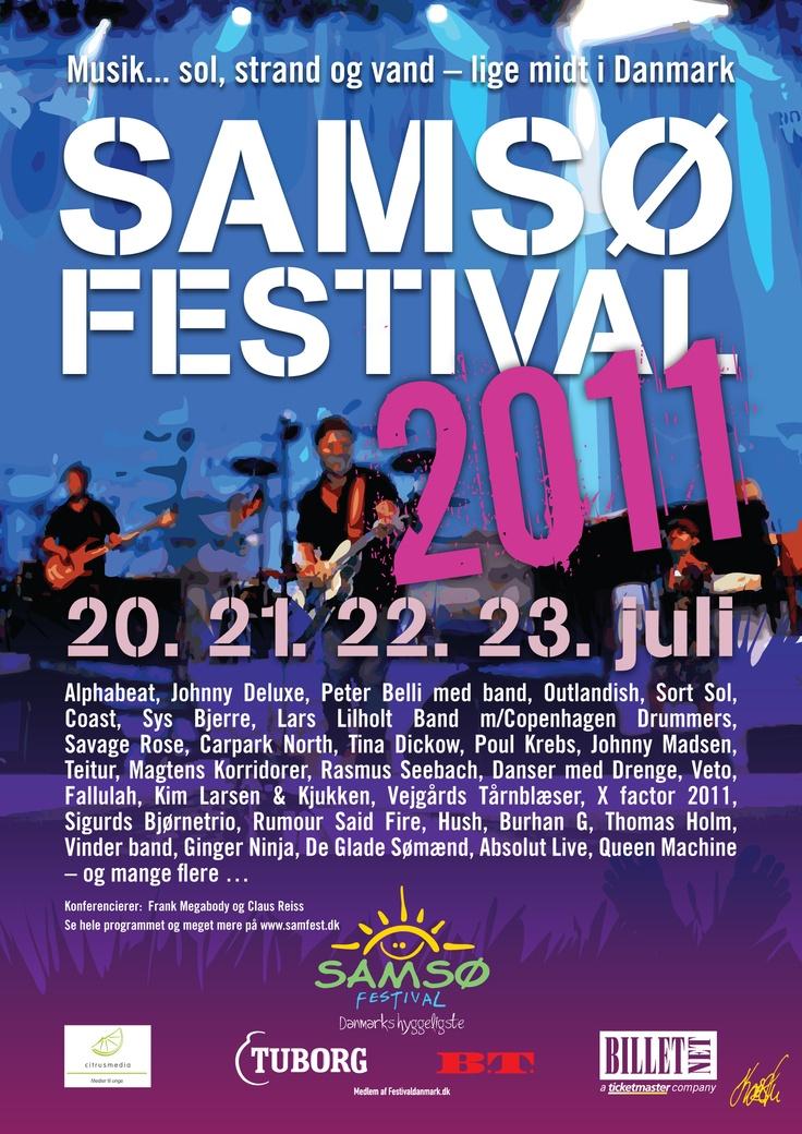 Samsø Festival 2011