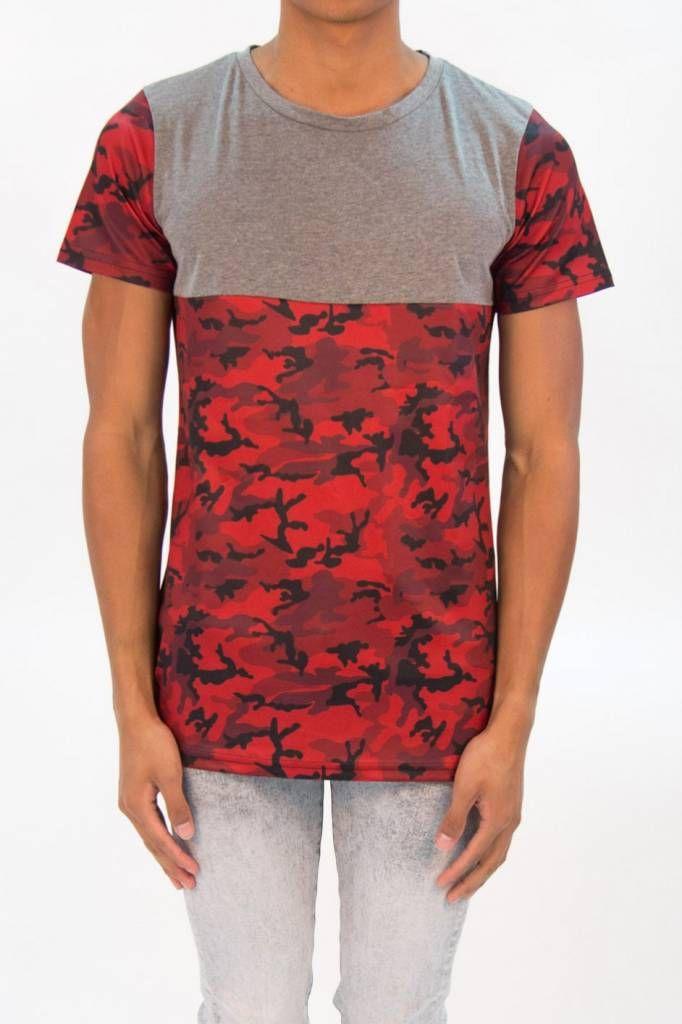 #Sixthjune #camo €32,99 #webshop #shopping www.dopedfashion.nl/en #camouflaged #camo #tee #tshirt #shirt #mensfashion #fashion #heren #mode