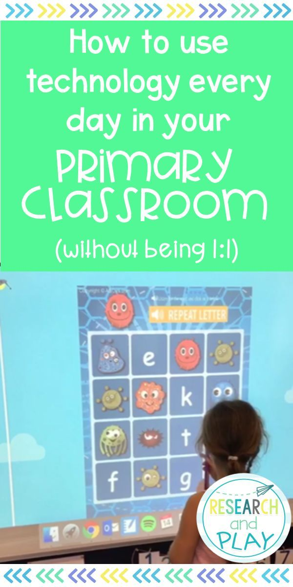 Need a routine with technology? Want to utilize tech with your primary students? This blog post explains everything you need to know including apps, w…