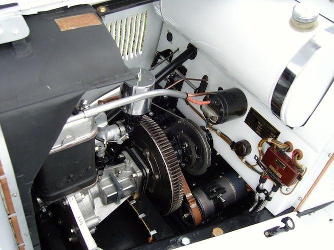 AERO 500 - 1930 - v.č. 069 - kabriolet