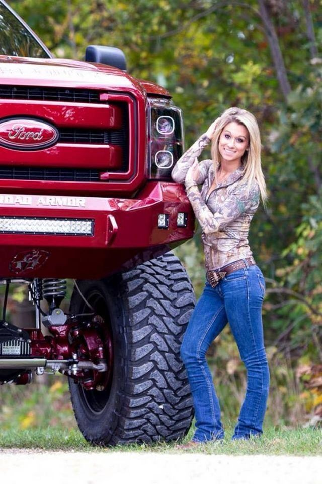 2015 F150 Lifted >> Pin on Southern Redneck Country Girls