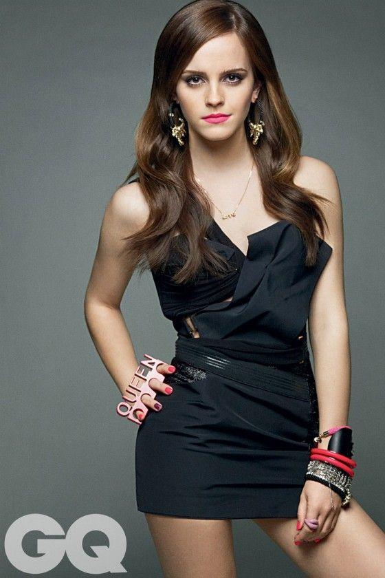 Emma Watson - GQ magazine 2013