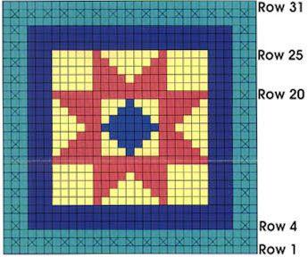 115 best Crochet Quilts images on Pinterest | Knit blankets ... : crochet quilt block patterns - Adamdwight.com