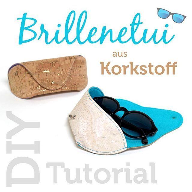 Liebe Instas, im Blog ⬆️ findet ihr die Anleitung für das Brillenetui aus Kork, das ich euch neulich zeigte - es ist schnell genäht und eine schöne Geschenkidee 😎 Tolle Korkstoffe hat z.B. @snaply.de #pattydoo #tutorial #kork #etui #tasche #schnittmuster #freebie #sewing #diy