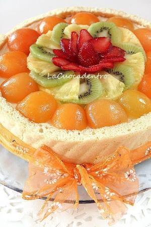 Charlotte alla frutta by felicia
