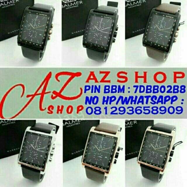 Saya menjual Jam Tangan Pria Balmer B 7933 Leather Original Murah seharga Rp770.000. Dapatkan produk ini hanya di Shopee! https://shopee.co.id/azshop30/231496468 #ShopeeID