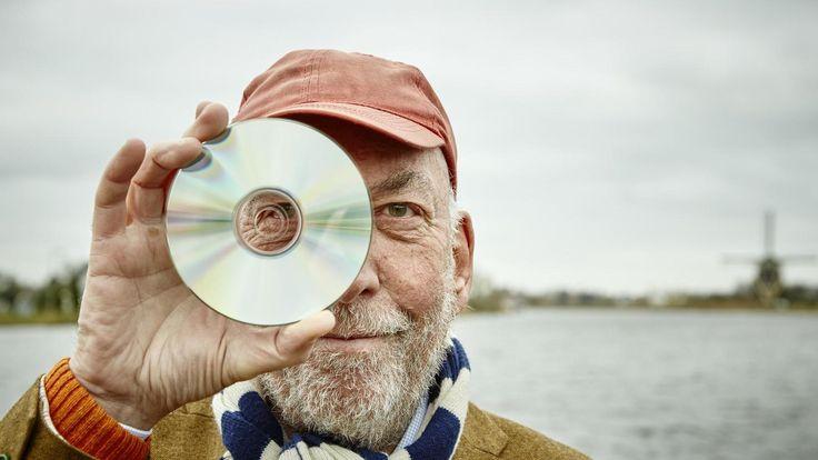 Kees Schouhamer Immink ha hecho posible tres generaciones de discos digitales - Externa