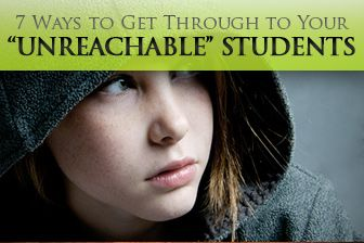 """Hello, Are You There? 7 Ways to Get Through to Your """"Unreachable"""" Students"""